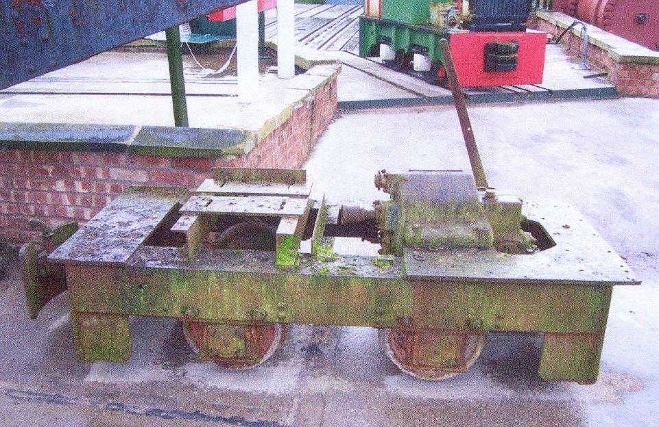 Diesel Locomotives Amerton Railway