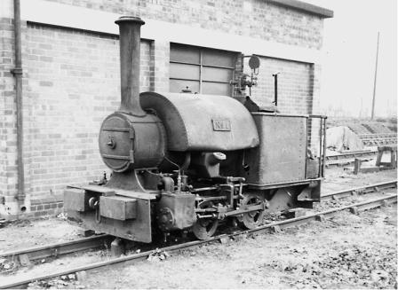 W G Bagnall No 1889 Quot No 1 Quot Amerton Railway