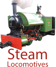 Click to see our Steam Locomotives