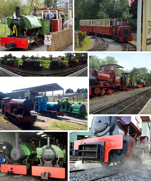 Home Page Locomotives
