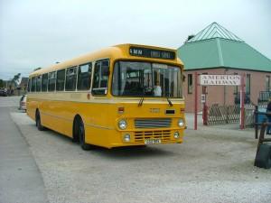 Rob Duffill Bus Leyland Leopard